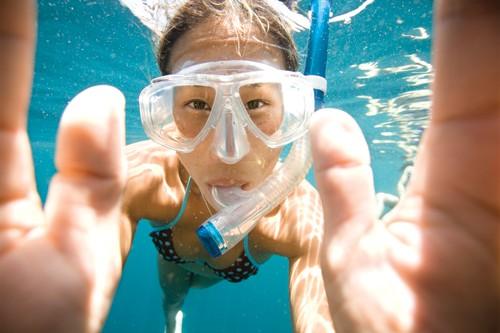 Snorkling Diving Atlantis